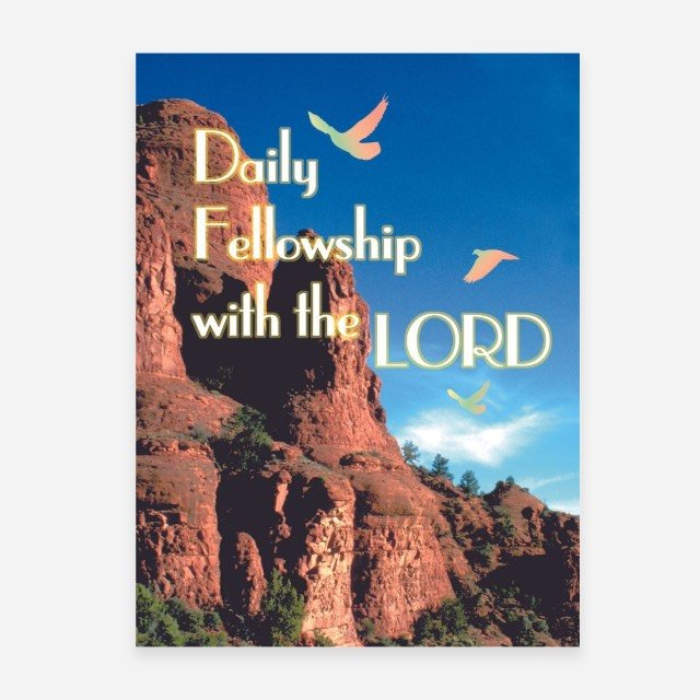 Daily Fellowship with the Lord